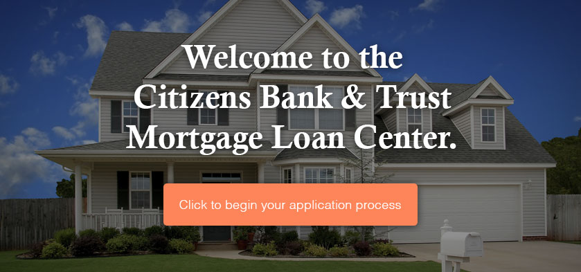 Welcome to the Mortgage Loan Center